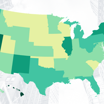 Most states added jobs in September, but Hawaii still struggled