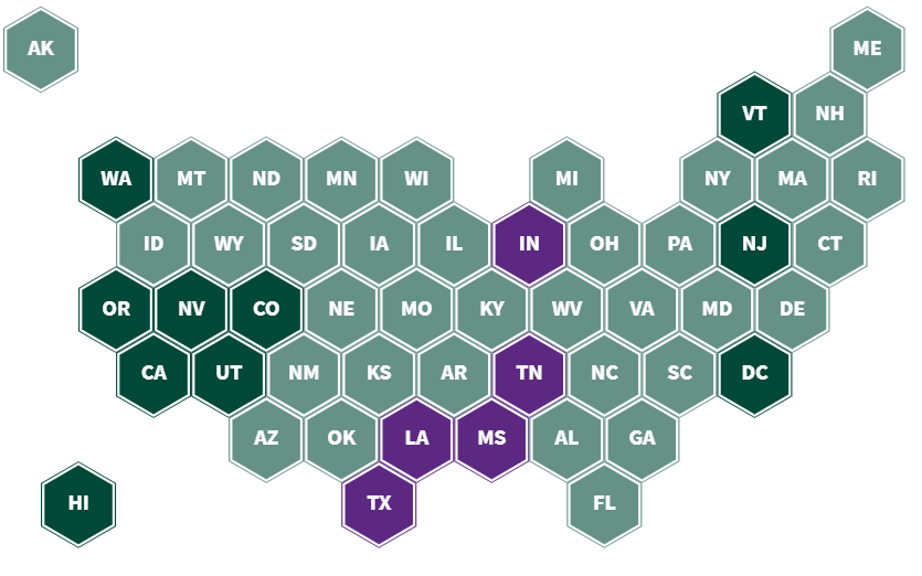 By-mail voting: How common was it before COVID-19 and which states will allow it in 2020?
